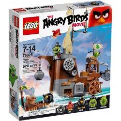 LEGO 75825 Statek piracki świnek