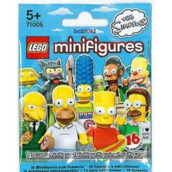 LEGO 71005 Minifigurki The Simpsons