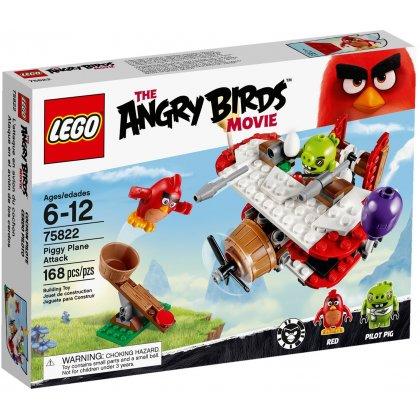 LEGO 75822 Atak samolotem świnek