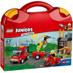 LEGO 10740 Patrol Strażacki - walizeczka