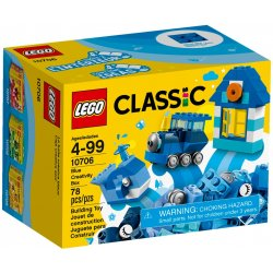 LEGO 10706 Niebieski zestaw kreatywny