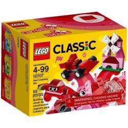 LEGO 10707 Czerwony zestaw kreatywny