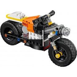 LEGO 31059 Motocykl z Bulwaru Zachodzącego Słońca