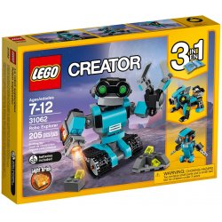 LEGO 31062 Robot odkrywca
