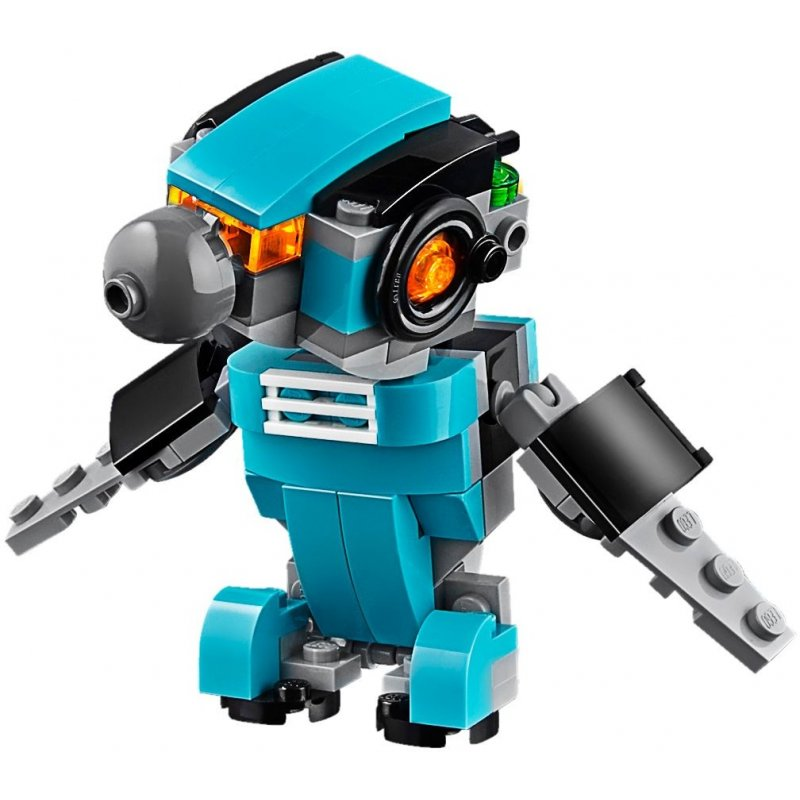 lego robot dog instructions