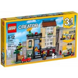 LEGO 31065 Dom przy ulicy Parkowej