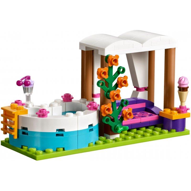 Lego 41313 Heartlake Summer Pool Lego 174 Sets Friends