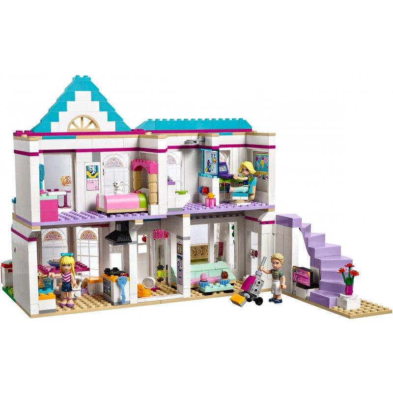 Lego 41314 Stephanies House Lego Sets Friends Mojeklocki24