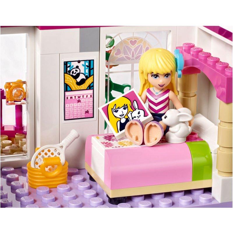 Lego 41314 Stephanie S House Lego 174 Sets Friends