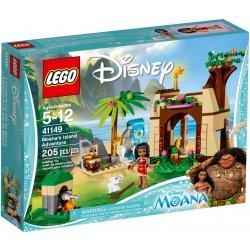 LEGO 41149 Przygoda Vaiany na wyspie