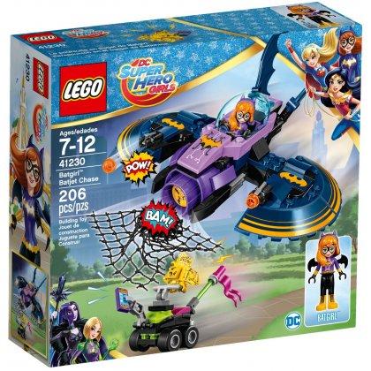 LEGO 41230 Batgirl i pościg Batjetem