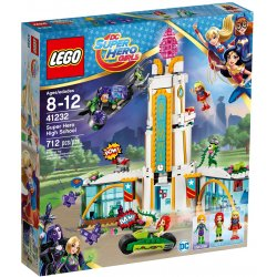 LEGO 41232 Super Hero High School