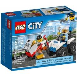 LEGO 60135 Pościg motocyklem