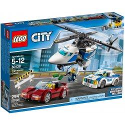 LEGO 60138 Szybki pościg
