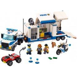 LEGO 60139 Mobilne centrum dowodzenia