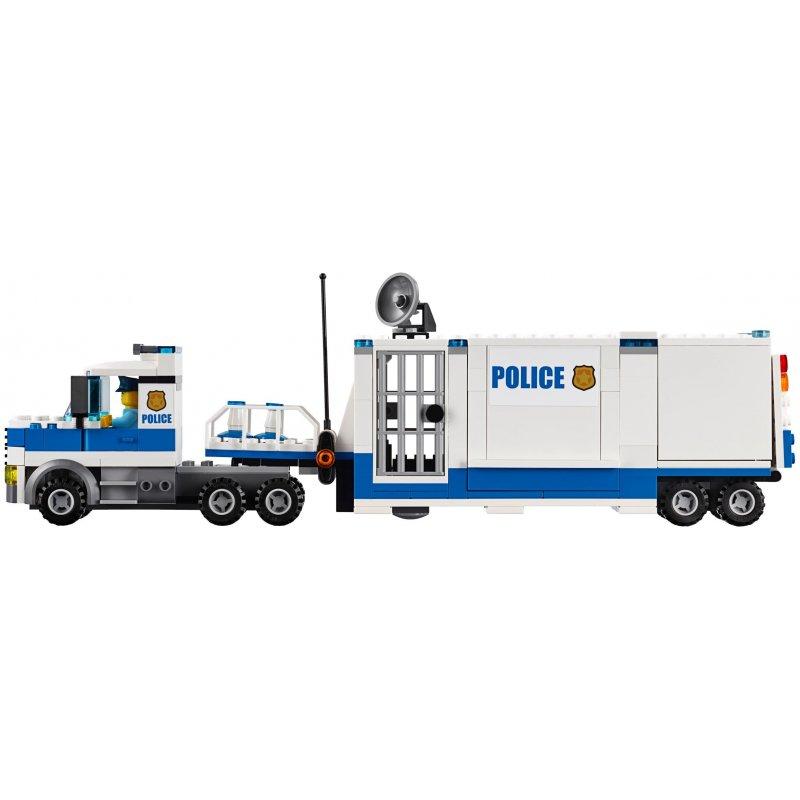 Lego 60139 Mobile Command Center Lego Sets City Mojeklocki24
