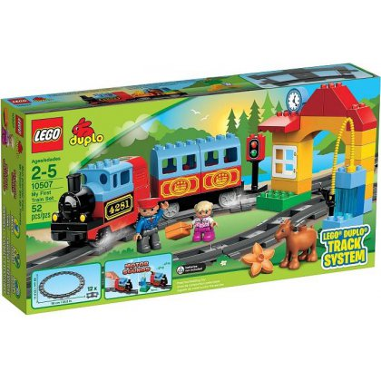 Lego 10507 My First Train Set Lego Sets Duplo Mojeklocki24