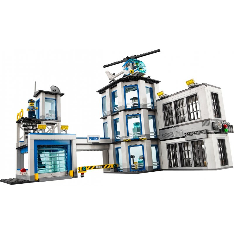Lego 60141 Police Station, LEGO® Sets City - MojeKlocki24