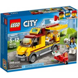 LEGO 60150 Foodtruck z pizzą