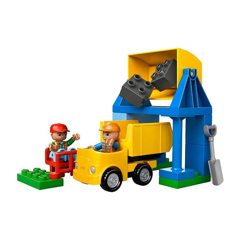 duplo deluxe train set instructions