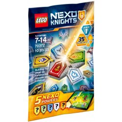 LEGO 70372 Combo NEXO Powers Wave 1