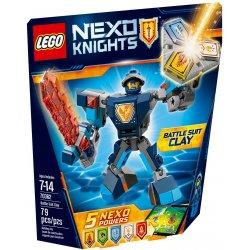 LEGO 70362 Zbroja Claya