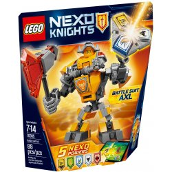 LEGO 70365 Zbroja Axla