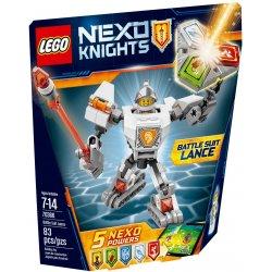 LEGO 70366 Zbroja Lance'a