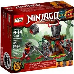 LEGO 70621 Atak Cynobru