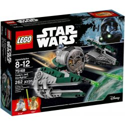 LEGO 75168 Jedi Starfighter Yody