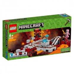 LEGO 21130 Linia kolejowa w Netherze