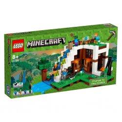 LEGO 21134 Baza pod wodospadem