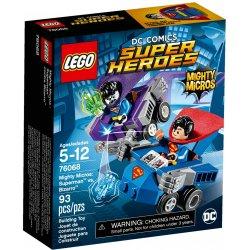 LEGO 76068 Superman kontra Bizarro