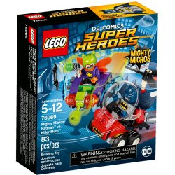LEGO 76069 Batman vs. Killer Moth