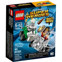 LEGO 76070 Wonder Woman kontra Doomsday