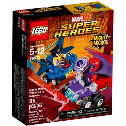 LEGO 76073 Wolverine kontra Magneto
