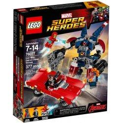 LEGO 76077 Iron Man: Detroit Steel atakuje