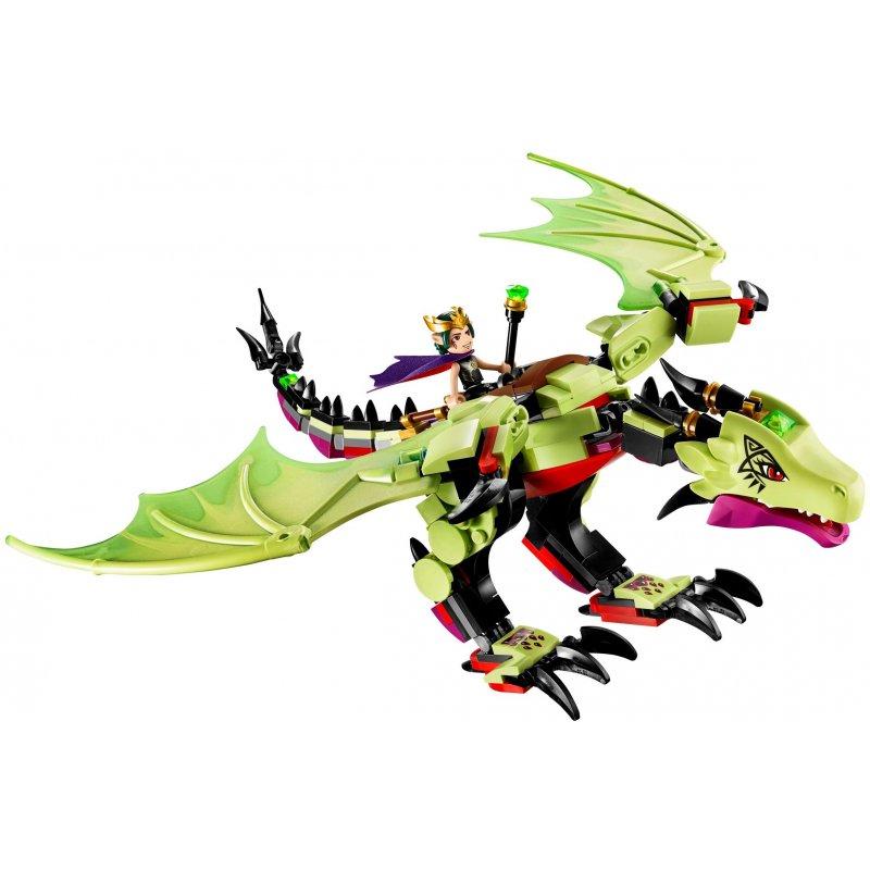 Ausmalbilder Lego Elves Drachen: Lego 41183 The Goblin King's Evil Dragon, LEGO® Sets Elves