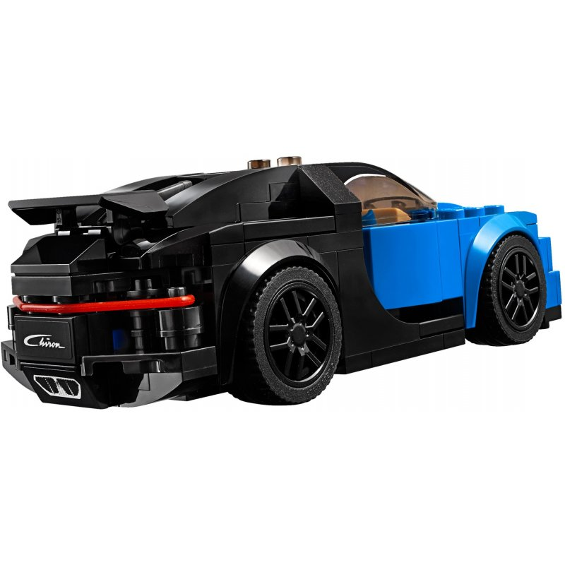 lego 75878 bugatti chiron lego sets speed champions. Black Bedroom Furniture Sets. Home Design Ideas