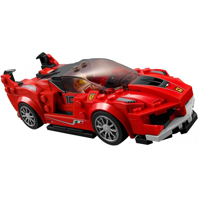 Lego 75882 Ferrari Fxx K Amp Development Center Lego 174 Sets