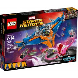 LEGO 76081 Milano kontra Abilisk