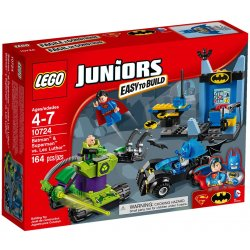 LEGO 10724 Batman i Superman kontra Lex Luthor