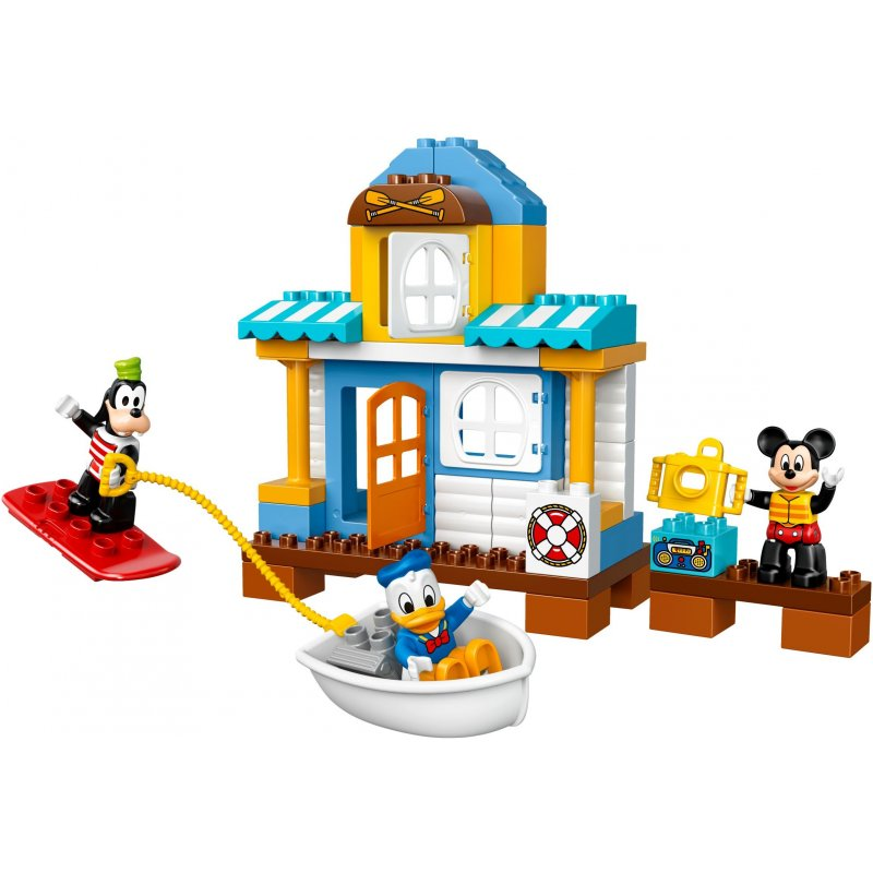 Lego 10827 Mickey & Friends Beach House, LEGO® Sets DUPLO