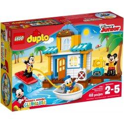 LEGO 10827 Miki i przyjaciele - Domek na plaży