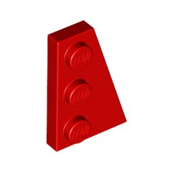 LEGO 43722 Right Plate 2x3 W/angle