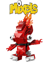Lego Bricks Mixels Mojeklocki24