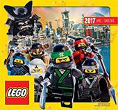 Katalog klocków LEGO 2017 II