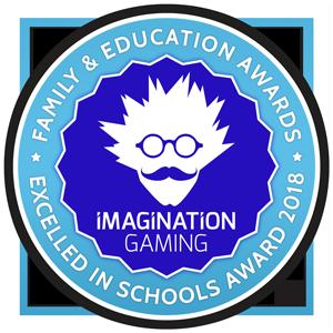 Nagroda Excelled in Schools Award na MojeKlocki24.pl