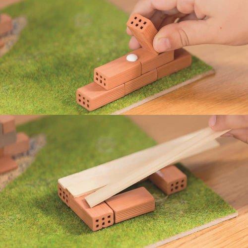 Klejenie cegieł Brick Trick
