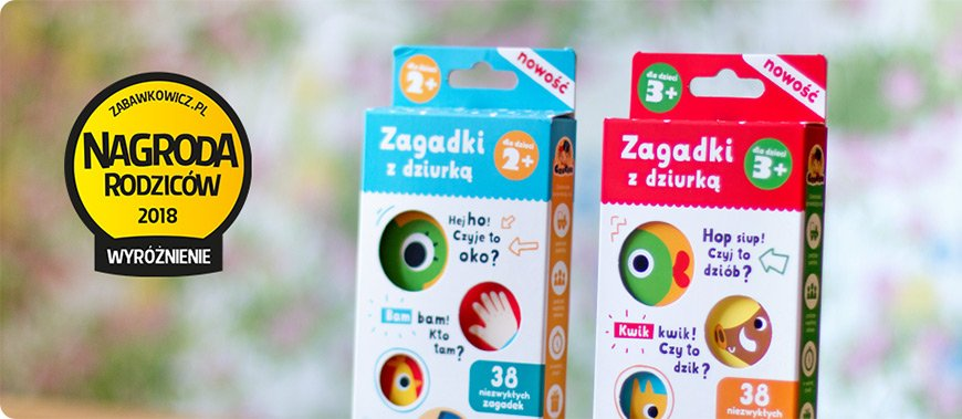 Zabawki edukacyjne CzuCzu